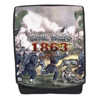 ABH Civil War 1863 Backpack
