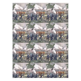 ABH Civil War 1863 Tablecloth