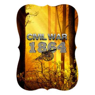 ABH Civil War 1864 Card