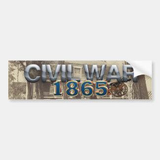 ABH Civil War 1865 Bumper Sticker