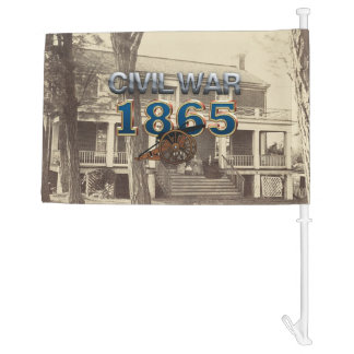 ABH Civil War 1865 Car Flag