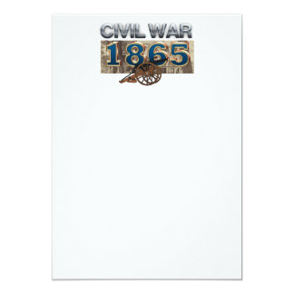 ABH Civil War 1865 Card