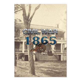 ABH Civil War 1865 Magnetic Card