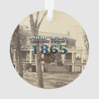 ABH Civil War 1865 Ornament