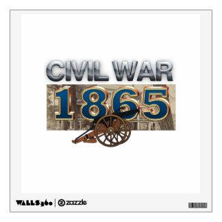 ABH Civil War 1865 Wall Decal