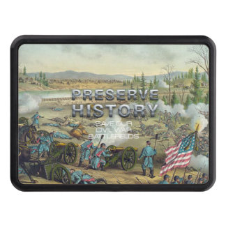 ABH Civil War Battlefield Preservation Hitch Cover