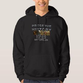 ABH Civil War Battlefield Preservation Hooded Sweatshirt