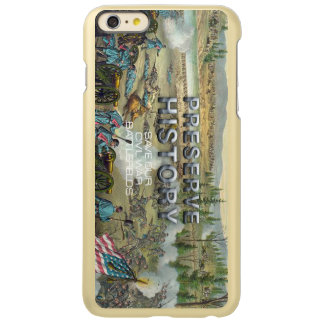ABH Civil War Battlefield Preservation Incipio Feather Shine iPhone 6 Plus Case