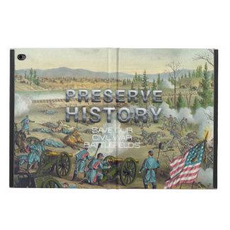 ABH Civil War Battlefield Preservation Powis iPad Air 2 Case