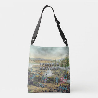 ABH Civil War Battlefield Preservation Tote Bag