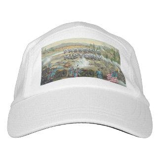 ABH Civil War Battlefield Preservation Headsweats Hat