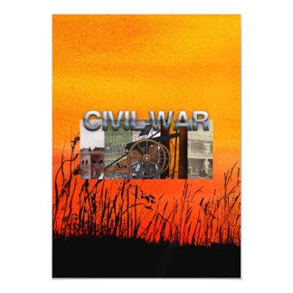 ABH Civil War Magnetic Card