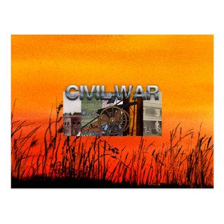 ABH Civil War Postcard