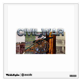 ABH Civil War Wall Sticker