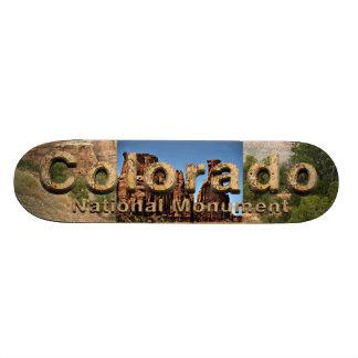 ABH Colorado NM Custom Skate Board