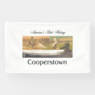 ABH Cooperstown Banner