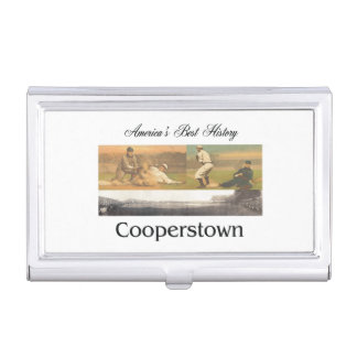 ABH Cooperstown Business Card Holder