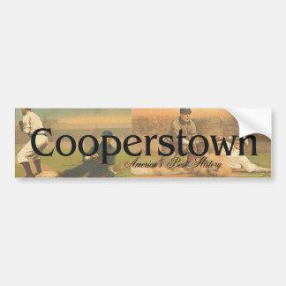 ABH Cooperstown Pegatina Para Auto