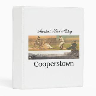 ABH Cooperstown Mini Binder