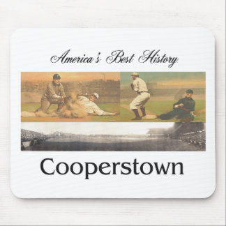 ABH Cooperstown Mouse Pad