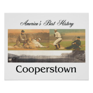 ABH Cooperstown Poster