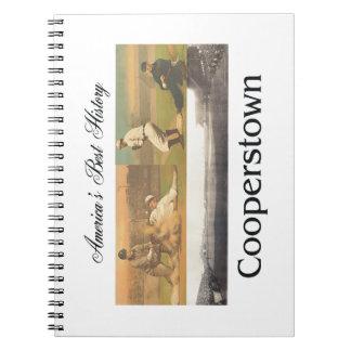 ABH Cooperstown Spiral Notebook