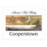 ABH Cooperstown Tarjetas Postales