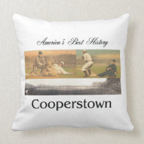 Cooperstown and Baseball History T-Shirts and Souvenirs