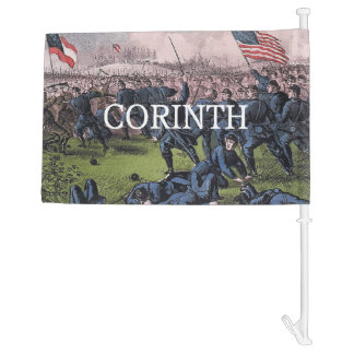 ABH Corinth Car Flag