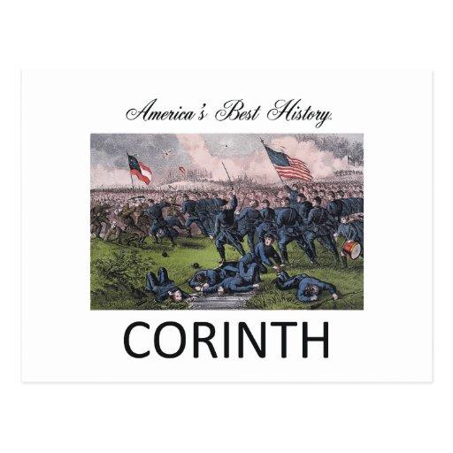 ABH Cornith Tarjeta Postal