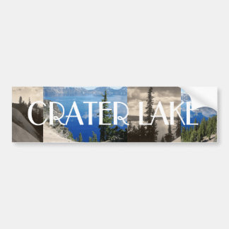 ABH Crater Lake Car Bumper Sticker