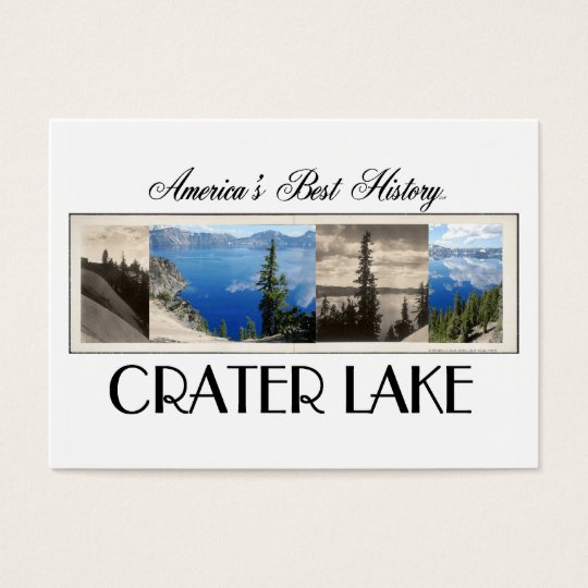 ABH Crater Lake Business Card