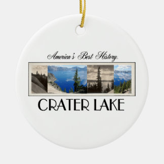 ABH Crater Lake Christmas Ornaments