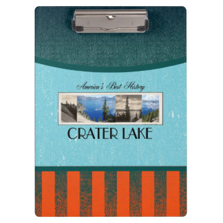 ABH Crater Lake Clipboard