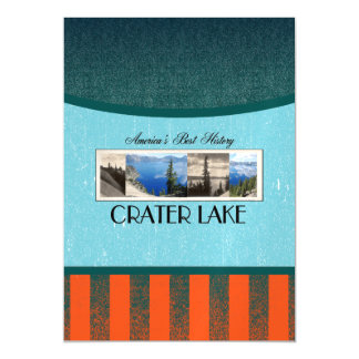 ABH Crater Lake Magnetic Card