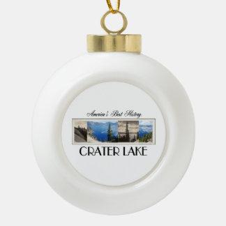 ABH Crater Lake Ornament