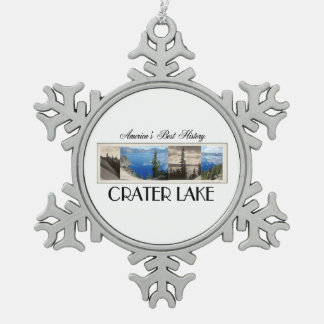 ABH Crater Lake Ornaments