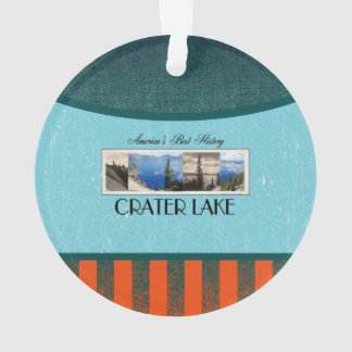 ABH Crater Lake Ornament