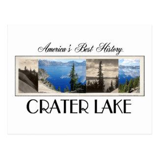 ABH Crater Lake Postcard