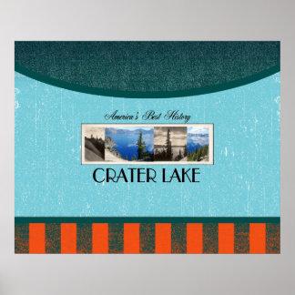 ABH Crater Lake Poster