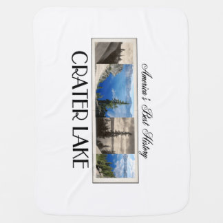 ABH Crater Lake Swaddle Blanket