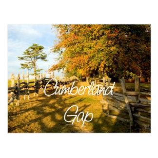 ABH Cumberland Gap Postcard