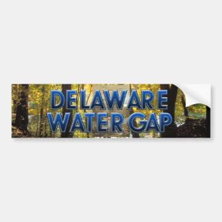ABH Delaware Water Gap Bumper Sticker