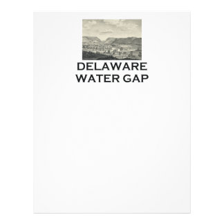 ABH Delaware Water Gap Flyer