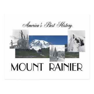 ABH el Monte Rainier Tarjeta Postal