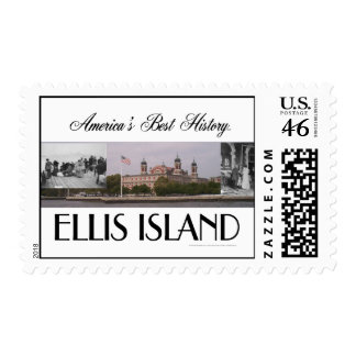 ABH Ellis Island Stamp