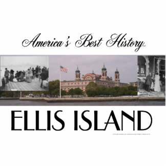 ABH Ellis Island Statuette