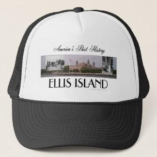 ABH Ellis Island Trucker Hat