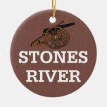 ABH empiedra el río Ornamente De Reyes