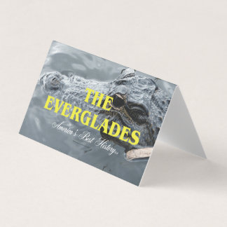 ABH Everglades Business Card